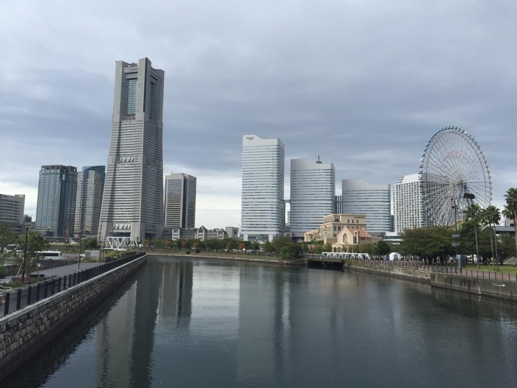 横浜・みなとみらい